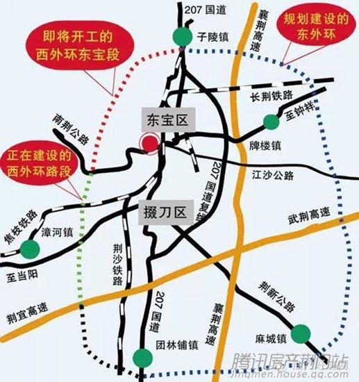 仰望东宝三环线通车,家门口的快速路网正在形成!
