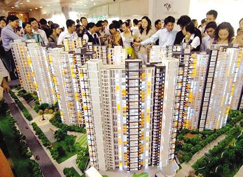"""房地产投资增速放缓 """"虚火""""被抑制"""