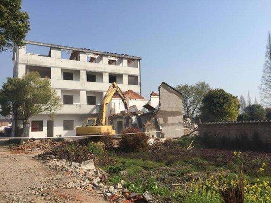 城中村改造如火如荼 婺城区涉及改造26个村