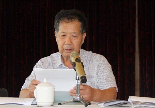 金华市房协会长张同玉传达省房协会议精神