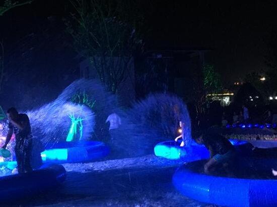 双溪源音乐泼水美食节——用激情回馈自然的盛会