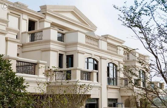 中宁·蔚蓝海岸仅剩20多套法式风格排屋 正在热销中