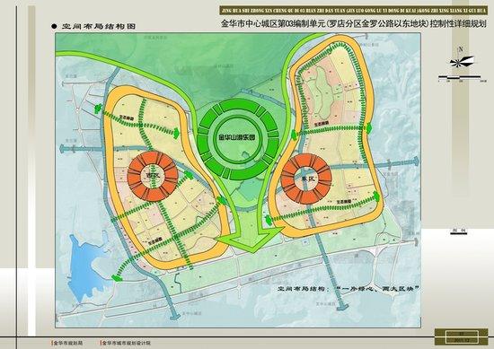 城北2000亩土地出让在即  被称可能成为金华房价最高点