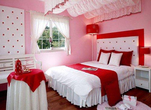 卧室色彩搭配技巧
