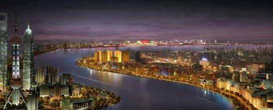 一线江景豪宅 城市人居理想的极致之选