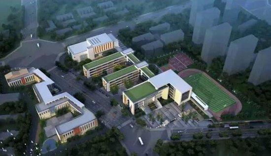 二七区块金师附小明年8月交付 婺城还有大项目要上