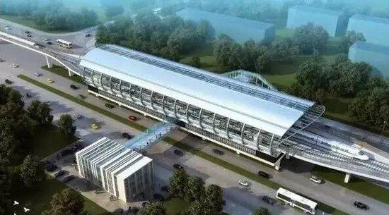 金义东轨道交通这五段即将开工 项目全长103.86公里