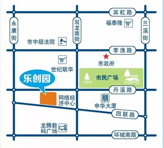 茂新•乐创园打造全能型不动产投资典范