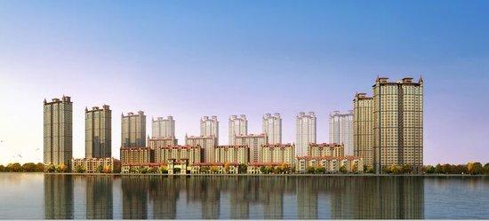 伟业·东湖天玺缔造国际化的生活标准