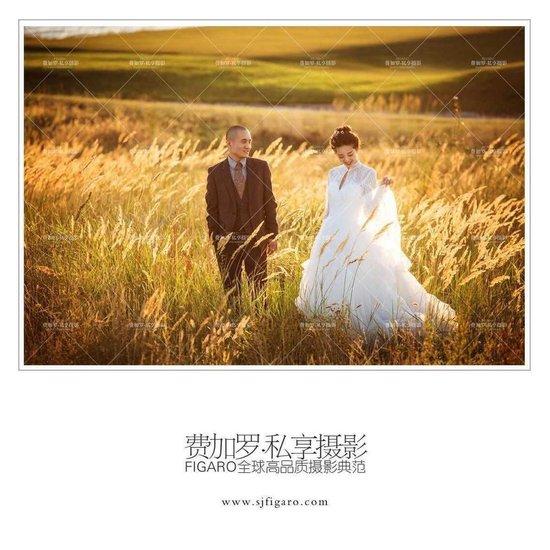 你说,好的爱就是为爱情穿上嫁衣。