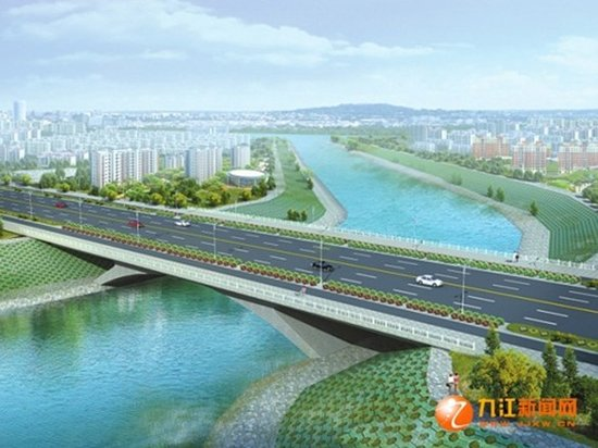 九江赛城湖新区规划图