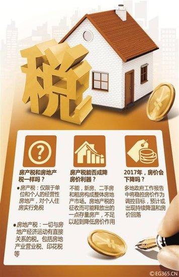 刘世锦:房地产税还是要出的 可以对楼市进行结构调整