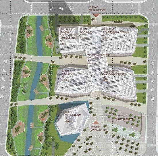 聚焦济南西客站新规划 观望八楼盘前景几何