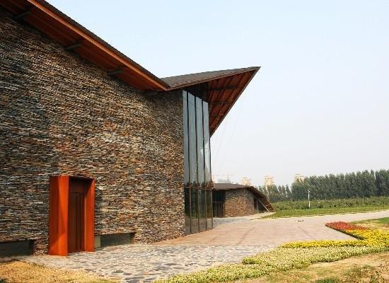 麦秆手工制作房子