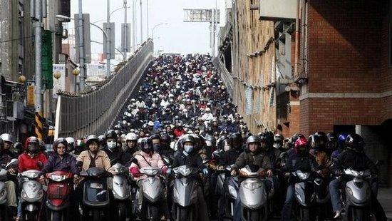 摩托车限行12年后迎 春天 济南前9月挂牌数达