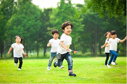 跑男游戏61亮相名景台 龙湖祝小朋友们儿童