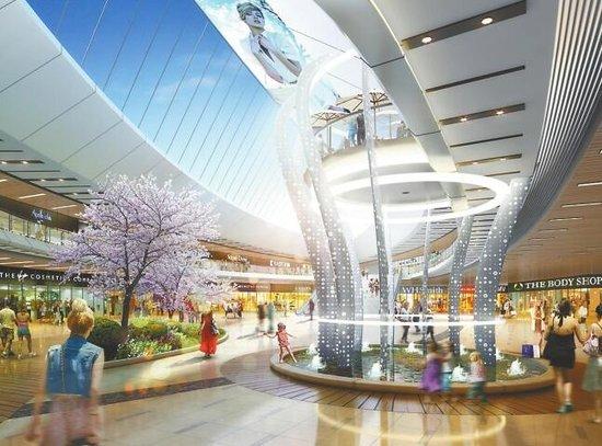 cbd地下公共空间设计方案出炉 车库商铺地铁站全有