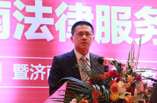 恭祝济南法律服务产业孵化园入驻乐梦中心