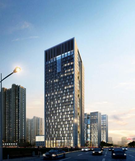 恭贺中国铁建十四局总部入驻中国铁建国际中心