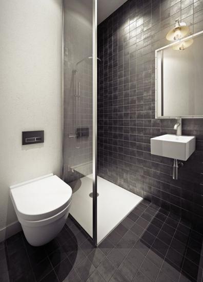 小空间大智慧 32平大通间设计也有婉约美