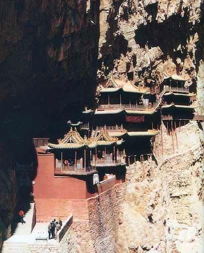 全球十大¡°危险建筑¡± 中国神迹上榜