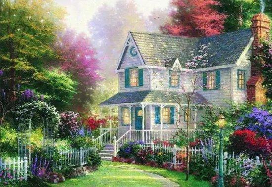 拥有什么样的别墅生活,才能让你一生不遗憾?