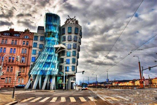 你绝对没见过的世界上最神奇怪异的建筑物