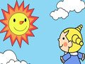 金色的太阳先生·英语童谣