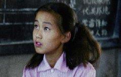 组图:珍贵老照片 80年代北京女中学生上体育课