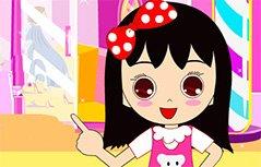 女孩游戏-美眉的新发型