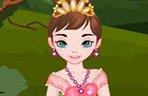 粉红公主逃离森林