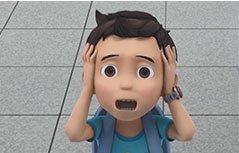 男孩动画:咖宝蛋神