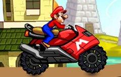 男孩游戏:马里奥摩托竞速赛