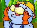 鼹鼠伐木盖房·英语学习