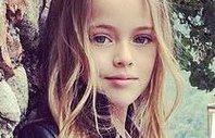 盘点全球小模特 中国9岁童模惊艳巴黎