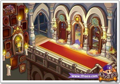 《洛克王国》再出新景 全新地图等你参观