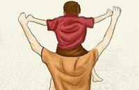 父亲在家庭中对孩子的影响