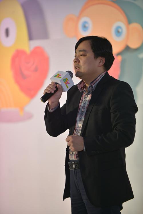 2014儿童动漫招亲会重磅推荐动漫形象:布鲁精灵Yojojo