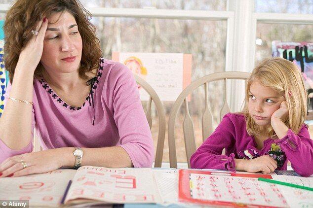 作业这事为啥家长老抢戏 监工式陪伴孩子效果差图片