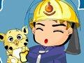 小猫火灾脱险·排比与对偶