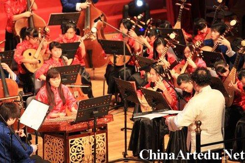 香港民乐协会民乐合奏《迎春曲》