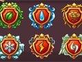 洛克王国最新八大徽章