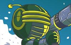男孩游戏-宇航员大战鼻涕虫3