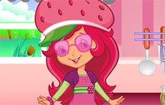 草莓公主做炖鸡