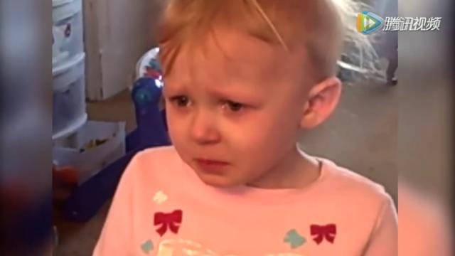 为什么小宝哭都这么可爱呢? 心都被萌化了