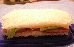 米饭三明治合成