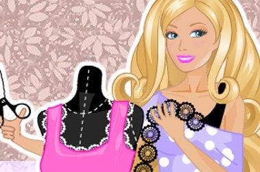 芭比娃娃设计衣服