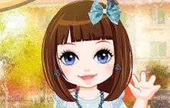 女孩游戏-可爱小萌妹