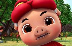 猪猪侠梦想电话亭