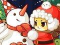 圣诞许愿得好礼 《洛克王国》快乐传递